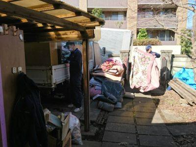 横浜市 空き家整理