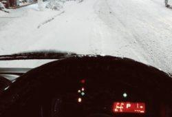 大雪で足止めされた話。