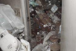 ゴミ屋敷あるある『液体編』